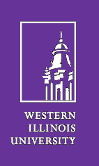 Logo image of Western Illinois University bell tower